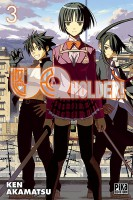 Manga - Manhwa -UQ holder Vol.3