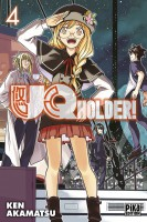 Manga - Manhwa -UQ holder Vol.4