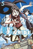 Manga - Manhwa - UQ holder Vol.5