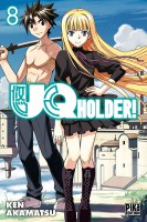 Manga - Manhwa -UQ holder Vol.8