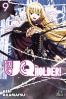 Manga - Manhwa -UQ holder Vol.9