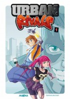 Mangas - Urban Rivals Vol.1