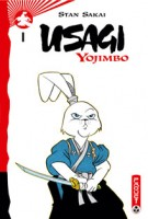 Mangas - Usagi Yojimbo Vol.1