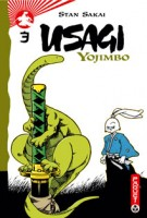 Manga - Manhwa -Usagi Yojimbo Vol.3