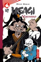 Mangas - Usagi Yojimbo Vol.12