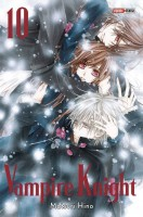 manga - Vampire Knight - Edition double Vol.10
