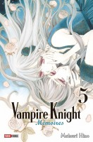 Manga - Manhwa - Vampire Knights - Mémoires Vol.5