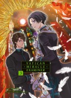 Manga - Manhwa - Vatican Miracle Examiner Vol.3
