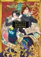 Manga - Manhwa - Vatican Miracle Examiner Vol.1