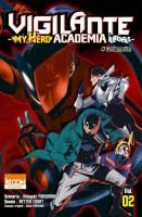 Vigilante – My Hero Academia Illegals Vol.2