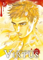 Manga - Manhwa - Virtus - Le sang des gladiateurs Vol.4