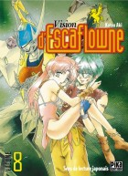 Vision d'Escaflowne Vol.8