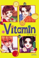 manga - Vitamin Vol.1