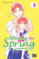 Manga - Manhwa -Waiting for spring Vol.8