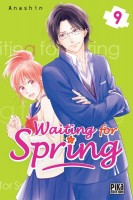 Manga - Manhwa -Waiting for spring Vol.9