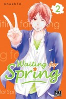 Manga - Manhwa -Waiting for spring Vol.2