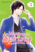 Manga - Manhwa -Waiting for spring Vol.3