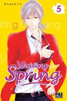 Manga - Manhwa -Waiting for spring Vol.5