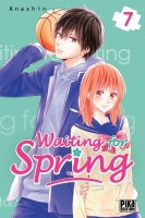 Manga - Manhwa -Waiting for spring Vol.7
