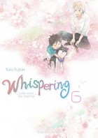 Mangas - Whispering les voix du silence Vol.6