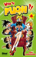 manga - Who is Fuoh ?! Vol.4