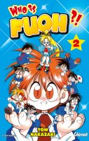 manga - Who is Fuoh ?! Vol.2