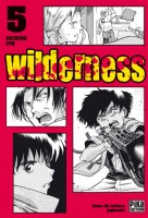 manga - Wilderness Vol.5