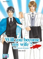 Will you become my wife ?
