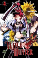Manga - Manhwa - Witch Hunter Vol.4