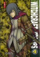 manga - Witchcraft Troops Vol.4