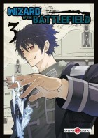 Mangas - Wizard of the battlefield Vol.3