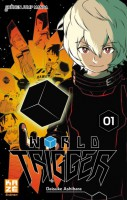 Manga - Manhwa - World trigger Vol.1
