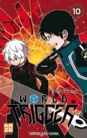World trigger Vol.10
