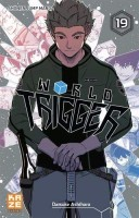 World trigger Vol.19