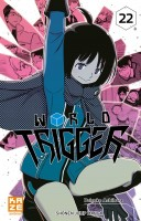 manga - World trigger Vol.22