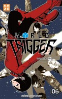 Manga - Manhwa - World trigger Vol.6