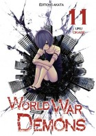 manga - World War Demons Vol.11