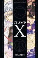 Mangas - X - 1999 - Double Vol.8