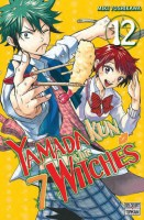 Yamada Kun & the 7 witches Vol.12