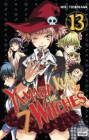 Manga - Manhwa - Yamada Kun & the 7 witches Vol.13