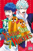 manga - Yamada Kun & the 7 witches Vol.21
