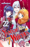 Yamada Kun & the 7 witches Vol.22