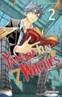 Manga - Manhwa -Yamada Kun & the 7 witches Vol.2