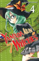 Yamada Kun & the 7 witches Vol.4
