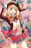 Yamada Kun & the 7 witches Vol.9