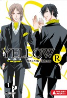 Manga - Manhwa -Yellow R Vol.1