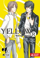 Manga - Manhwa -Yellow R Vol.2