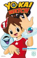 Mangas - Yô-kai Watch Vol.1