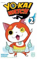 Manga - Manhwa - Yô-kai Watch Vol.2