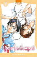 Mangas - Your lie in april Vol.7